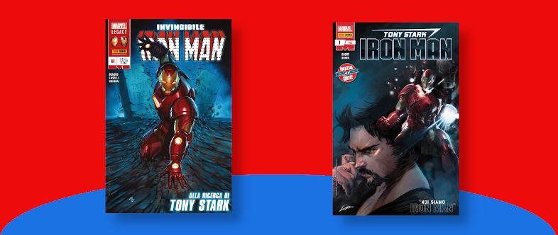 Abbonamento a Iron Man