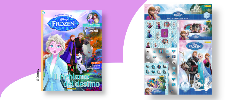 Disney Frozen con regalo