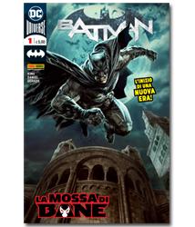 Batman copertina