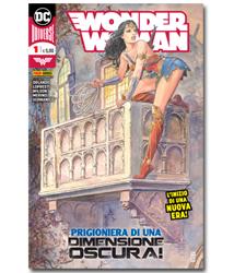 Wonder Woman copertina