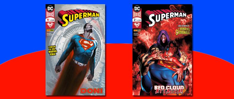 Abbonamento di un anno a Superman