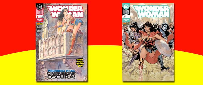 Abbonamento a Wonder Woman di un anno