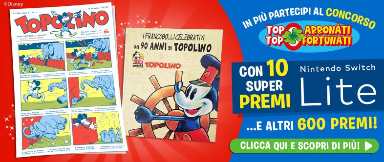 I francobolli di Topolino e Paperino!