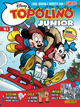 Topolino Junior cover