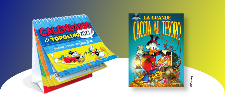 Classici Disney con calendario